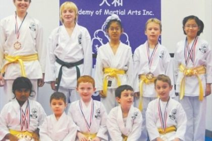Yamato Students Earn Medals at the Karate Ontario Grand Prix 2