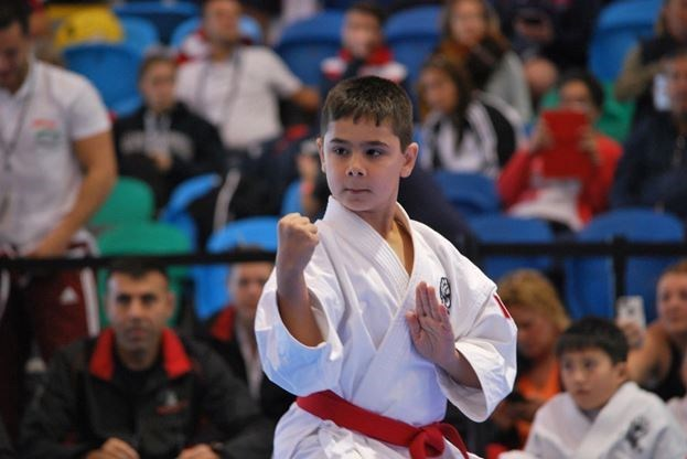 Lak wins silver to lead Oakville club at world karate meet